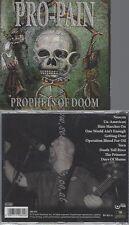 CD--PRO-PAIN--PROPHETS OF DOOM