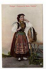 "PORTUGAL Costumes, coutumes Femme en costume Do Minho "" Ceifeiras "" 2"