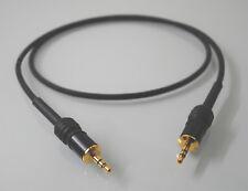Sommercable GOBLIN schwarz / Stereo-Klinkenkabel 3,5 mm / Hicon Connectors
