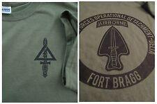 Delta Force Airborne (1st SFOD-D) The Unit Silk-Screened T-Shirt XXL (2X)