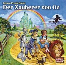 L.FRANK BAUM - DER ZAUBERER VON OZ  CD NEU