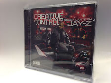 JAY-Z & GREEN LANTERN - Creative Control CD BRAND NEW & SEALED!