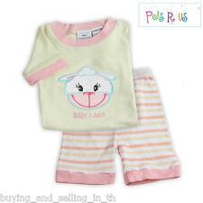 NEKA KIDS Baby Lamb PJ's - size 4 - Brand New - RRP $39