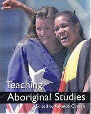 Teaching Aboriginal Studies Rhonda Craven FREE SHIPPING!