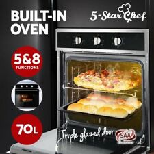 Unbranded Stainless Steel Ovens