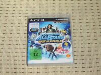Playstation All-Stars Battle Royale für Playstation 3 PS3 PS 3 *OVP*