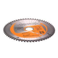 Shark Blades TCT Circular saw mitre blade 210mm x 60 T fits Dewalt Bosch Freud