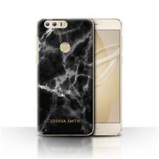 Cover e custodie nero Per Huawei Honor 8 in plastica per cellulari e palmari
