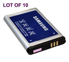 10 Samsung Ab663450Gz Oem Battery Lot for Sch-U640 Convoy U660 Convoy Ii 2