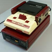Famicom Nintendo Console DISK SYSTEM Family Computer HVC-001 Japan AV Output