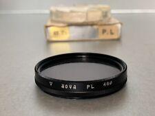 Hoya 48mm PL Polariser Filter, & Keeper
