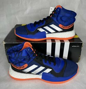 Adidas Kristaps Porzingus PE Marquee Boost Mid Basketball Shoes G27738 Size 11.5