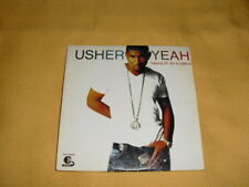 Usher Featuring Lil' Jon & Ludacris ‎– Yeah CD Single Copy Protected