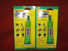 TWO TUBES***DUCO FLETCHING CEMENT