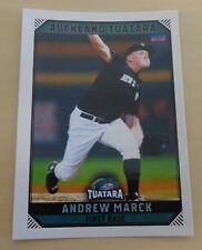 Andrew Marck 2018/19 Australian Baseball League card - Auckland Tuatara