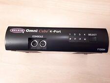 belkin F1D094 Omni Cube 4 Port KVM Switch