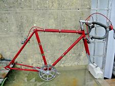 Cadre velo course ancien EDOARDO BIANCHI ? old frame race bike vintage 1950-60