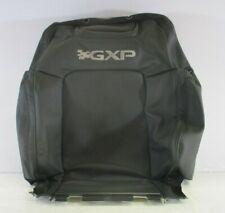 PONTIAC G8 GXP DRIVERS SEAT BACK COVER BLACK GENUINE GM OE NOS # 92233944