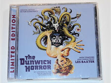 Les Baxter THE DUNWICH HORROR Soundtrack LLL Rare CD OOP New & Sealed