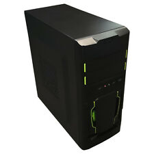 DYNAMODE LOCKSTOCK GC309 ENTRY LEVEL GAMING CASE USB 3.0 mATX HOME & OFFICE