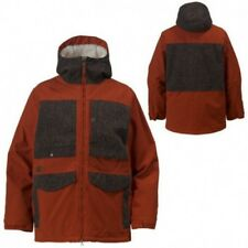 BURTON Men's MB Hemisphere Jacket - Brimstone Boucle - Large - NWT