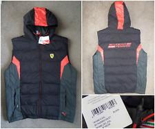 Puma Ferrari Scuderia Gilet Gilet Imbottito Giacca Cappotto Motorsport Formula Uno F1 XXL