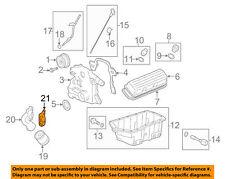 GM OEM-Engine Oil Pump Gasket 25534742