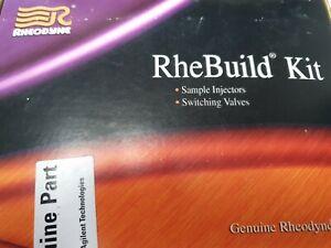 RHEODYNE RHEBUILD KIT FOR RV700-140 Agilent p/n 0101-1359