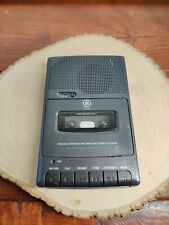 Ge Personal Portable Cassette Player And Recorder Tested Working!