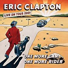 Eric Clapton - One More Car, One More Rider [New Vinyl LP]