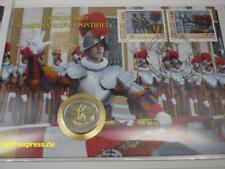 *** 2 EURO Gedenkmünze VATIKAN 2006 Schweizer Garde NUMISBRIEF Vaticano Coin KMS