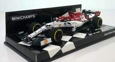 1 43 MINICHAMPS ALFA ROMEO Racing C38 300th GP Start Monaco Raikkonen
