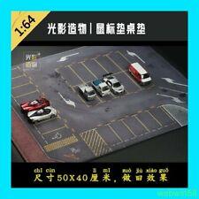 JAN 2020 CAR PARK SCENES E 50cmx40cm DIECAST CAR 1:64 XCARTOYS mouse  pad E