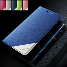 Magnet Slim Leather Flip Wallet Stand Case Cover For Xiaomi Redmi 4 Pro Mi6 S001