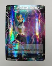 God Charge Vegeta - BT1-036 R Holo Foil Dragon Ball Super CCG Mint