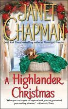 A Highlander Christmas by Janet Chapman (2009, Paperback-m) Romance