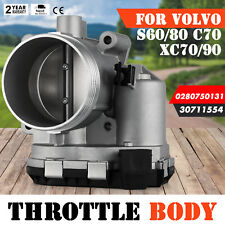 Premium Throttle Body For Volvo C70 S60 S80 V70 XC70 XC90 30711554 0280750131