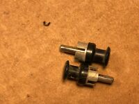 Vintage Onkyo A-7 PAIR OF SHORTING PLUGS FOR PHONO - Amplifier Parts