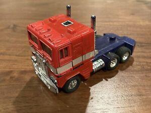 Vintage G1 Transformer Optimus Prime Figure ~ Cab Only 1984 Hasbro
