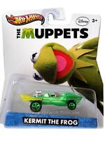 2013 Hot Wheels Disney The Muppets Kermit The Frog