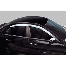 Chrome Window Visor Vent 4pc For Hyundai Matrix Lavita