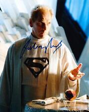 JULIAN SANDS as Jor-El - Smallville GENUINE AUTOGRAPH UACC (Ref:7708)