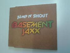 Basement Jaxx Jump N Shout CD Single - Dimitri From Paris / Eric Morillo