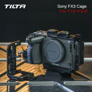 Tilta Camera Cage Dslr Accessory for Sony FX3 Baseplate V mount Side Handle