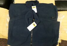 Wholesale Joblot Full Zip Fleeces x 20 Clothing Mens / Womens (Blue) Workwear