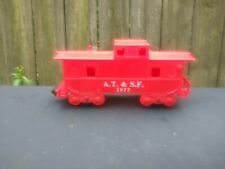 MARX 1977 A.T.&S.F. MODEL TRAIN CABOOSE O Scale