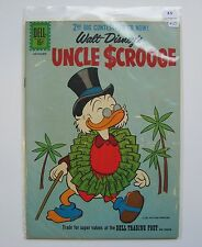 US - Uncle Scrooge (Dell) # 35 Graded 8.5