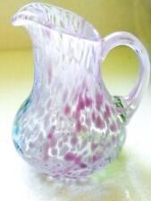 Kosta Boda Miniature Jug / Vase Sweden - # 88103 - Signed Ulrica H Vallen