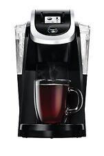 Keurig K250 Coffee Maker w Removable 40 oz Water Reservoir, Touch Screen - Black