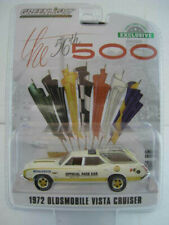 Oldsmobile Vista Cruiser 1972 Pace Car 56th INDY 500  Greenlight  1:64  OVP  NEU